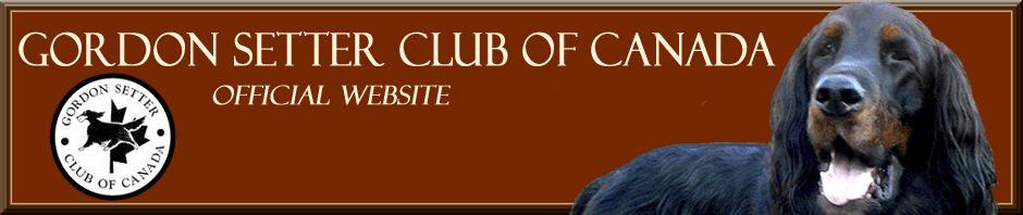 Gordon Setter Club of Canada